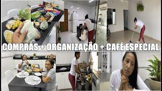 Verduras e Frutas Valores | Limpeza Diária | Café com Minha Mãe | Desabafo | Não exclua os Idosos