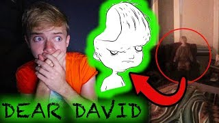 DEBUNKING DEAR DAVID VIRAL GHOST STORY (With Pictures)