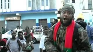 Fantan Mojah - Hungry (Invasion Riddim 2004) [Official Music Video]
