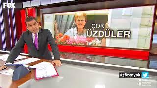 Fatih Portakal'ın Türkan Hocamıza yapılan haksızlıkları dile getirmesi! #TürkanSaylan #FatihPortakal