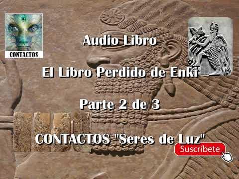 """audio-libro-""""el-libro-perdido-de-enki""""-segunda-parte-(español-latino)"""