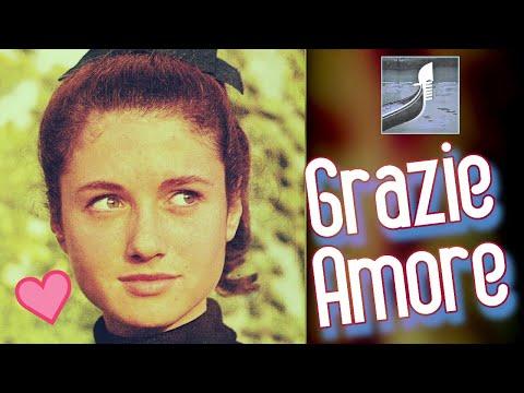 """gigliola-cinquetti:-""""grazie-amore""""-video-clip-1965"""