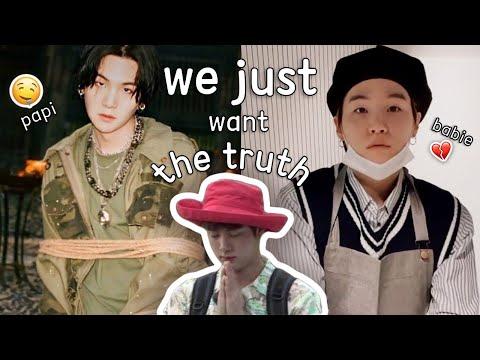 All Men Do Is Lie (ft. BTS)