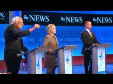 Democratic Presidential Debate In New Hampshire (FULL DEBATE)