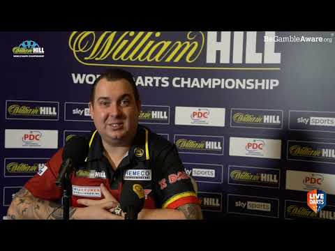 """Kim Huybrechts: """"As soon as you're in the top 16, you're just a spoiled little brat"""""""