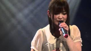 元Sweetwhipでアイドル活動をしてた一橋美穂が、ソロになって自作の曲で...
