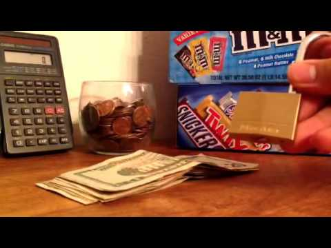 how to sell candy at school - YouTube