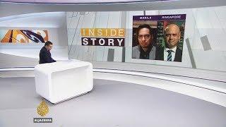 Prof. Richard Heydarian, Jose Custodio, & Graham Ong-Webb Aljazeera Inside Story Interview