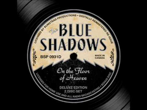 The Blue Shadows - Coming On Strong