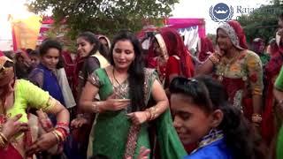 राजस्थानी शादी डांस वीडियो | New Rajasthani Marriage dance 2018 | New dj song 2018