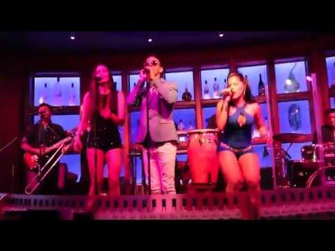 N Fusion at Blue Martini Orlando Latin Night