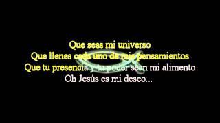 Karaoke Jesus Adrian Romero - Mi Universo.mpg