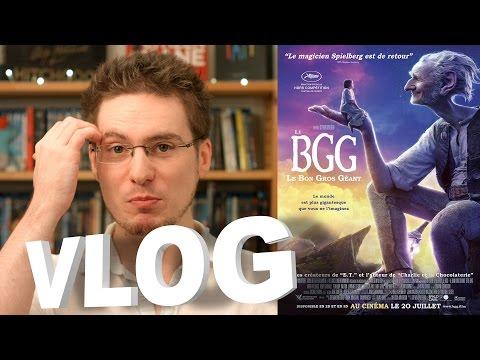 Vlog - Le BGG (Le Bon Gros Géant)