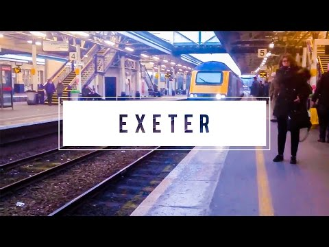 #3. Travel Vlog - London  To Exeter