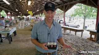 Flea Market Minute Feature w/ Bob Richter @ The Golden Nugget