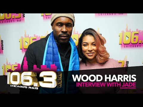 Wood Harris Talks Creed 2, Relationship w/ 2Pac, and MORE!
