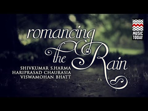 Romancing The Rain I Audio Jukebox I World Music I Instrumental I Shiv Kumar Sharma