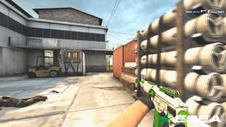 Liquid Hiko vs Mousesports - CS: GO Galil Frags - The Clutchmaster