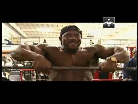 Flex Wheeler Shoulders Compilation - World Bodybuilder Workout