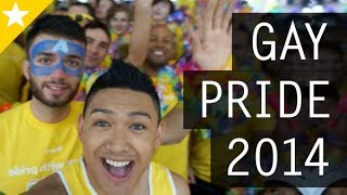 Seattle gay pride 2014 - ohitsrome vlogs