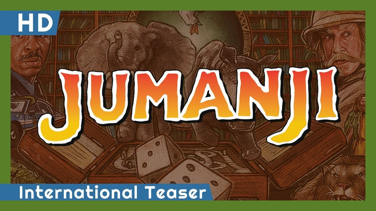 Jumanji (1995) International Teaser