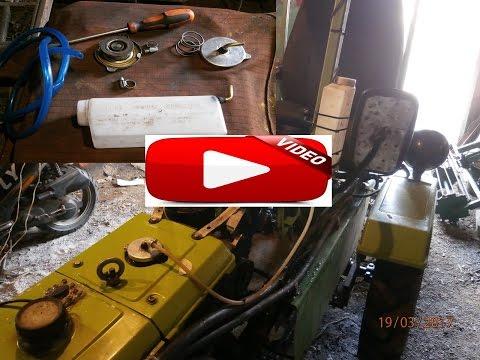 Мотоблок МТЗ Беларус 09Н с двигателем HONDA GX270 9