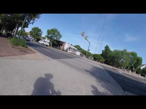 W&OD Trail from Arlington to Sterling in 90 Seconds