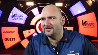 Scott Waites says he's 'here to lift the trophy' ahead of first round tie