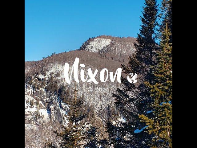 Le mont Nixon et le mont Panorama, une randonnée pour deux sommets dans des Laurentides