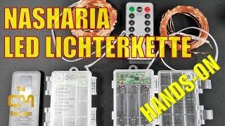 NASHARIA LED 2er Lichterkette - Hands-on (Deutsch)