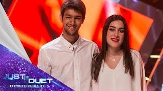 José e Rita | PGM 06 | Just Duet - O Dueto Perfeito