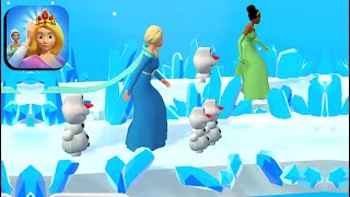 Princess Run 3D 👸🧜♀️🧚 BIG UPDATE!! All Levels Gameplay Android,ios PR3D1GP3 screenshot 4