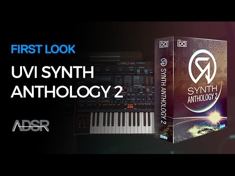 UVI Synth Anthology 2 - First Look 03 - Presets Walk Through