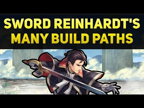 Sword Reinhardt Builds & Analysis (How Does Meisterschwert Work?) | Fire Emblem Heroes Guide