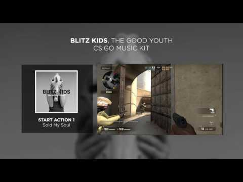 Blitz Kids, The Good Youth - Counter-Strike: Global Offensive (CS:GO) Music Kit | Red Bull Records