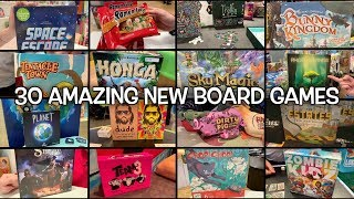 30 Amazing Board Games for 2019