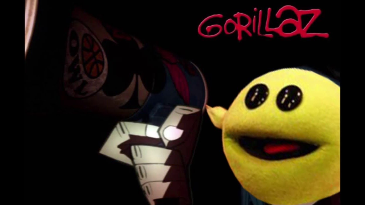 Gorillaz tranz official video - 3 8