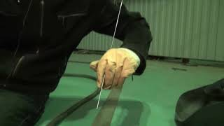 Урок 15. Подача проволоки. Видео уроки по аргоновой сварке.