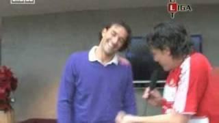 Luca Toni trifft Luca Toni