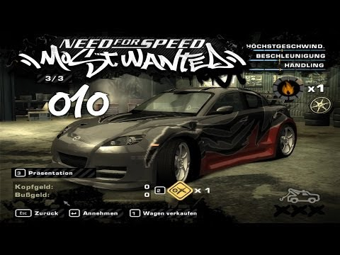 Let's Play NFS Most Wanted (2005) #10 - IZZY? Abserviert! [Deutsch/FullHD] - Need for Speed