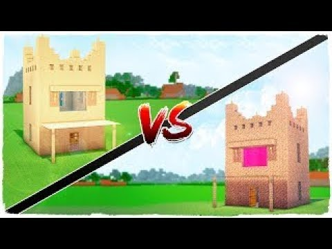 KUM EV VS CAM EV!  (Minecraft)