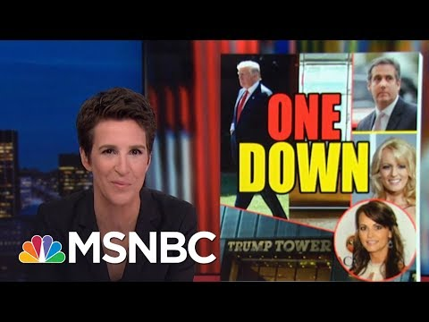 President Trump Hush Money Probe Continues, Despite McDougal Settlement | Rachel Maddow | MSNBC