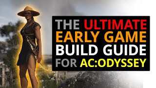 Deal HUGE Damage At Early Levels on AC Odyssey!