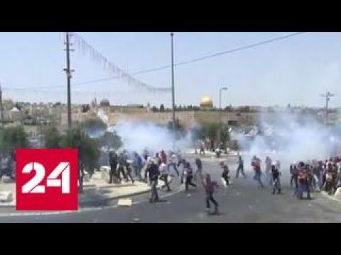 Обострение в Иерусалиме: жизнь и безопасность жителей зависит от решения Нетаньяху