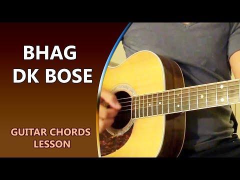 Bhag DK Bose - Guitars Chord Lesson || Musical Guruji