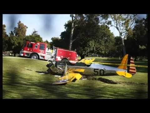 Actor Harrison Ford injured in small plane crash near LA