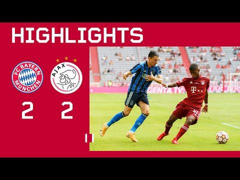Berghuis debut 🆕   Highlights FC Bayern München - Ajax   PreSeason Friendly