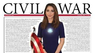 Kaptan Amerika İç Savaş Hakkında Ne Biliyoruz? (Ön İnceleme)