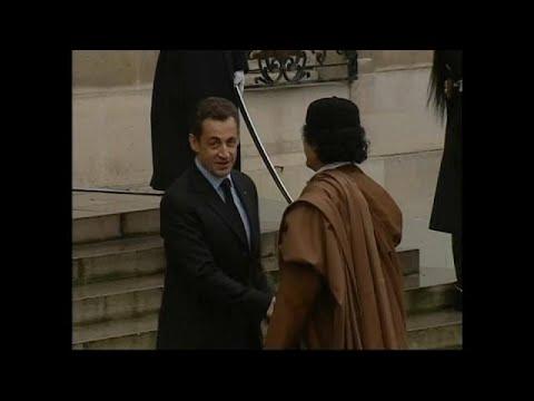 الرئيس الفرنسي السابق ساركوزي تحت الرقابة القضائية بعد إطلاق سراحه…  - نشر قبل 2 ساعة