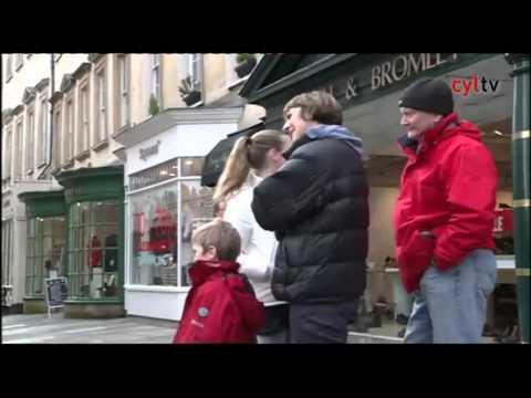 CASTILLA Y LEÓN EN EL MUNDO - Bristol, Reino Unido